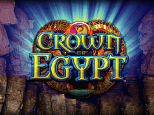 С демо-режимом онлайн-автомат Crown Of Egypt